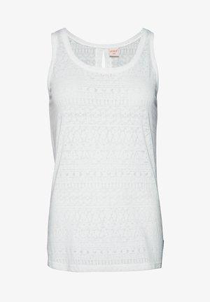 FAWCET - Top - white