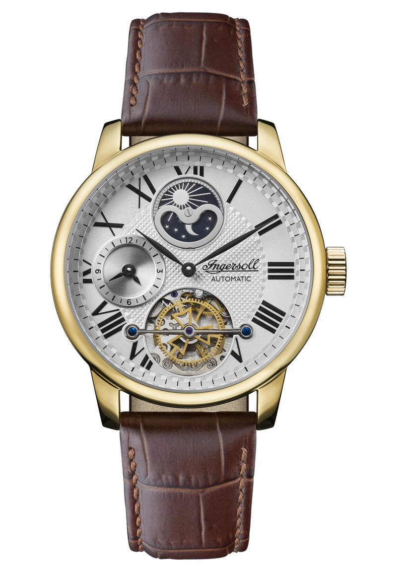 Ingersoll - THE JAZZ AUTOMATIC  - Cronografo - gold