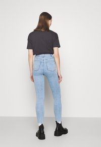 Cotton On - ULTRA HIGH SUPER STRETCH - Jeans Skinny Fit - lennox blue - 2