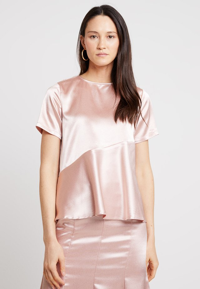 ALMA - Blouse - shadow pink