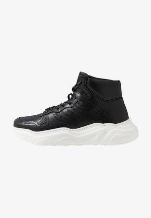 BIABAY - Sneakersy wysokie - black