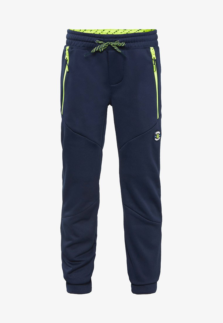 WE Fashion - Tracksuit bottoms - dark blue