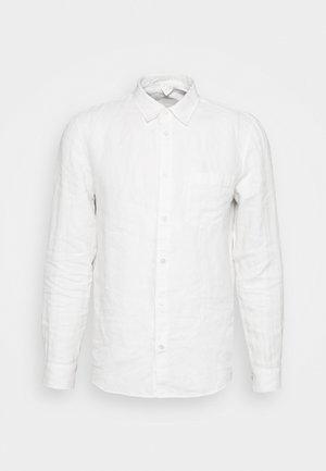 Linen Shirt - Shirt - white