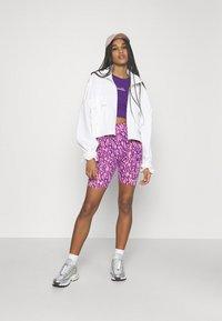 Ellesse - REO - Langærmede T-shirts - purple - 1