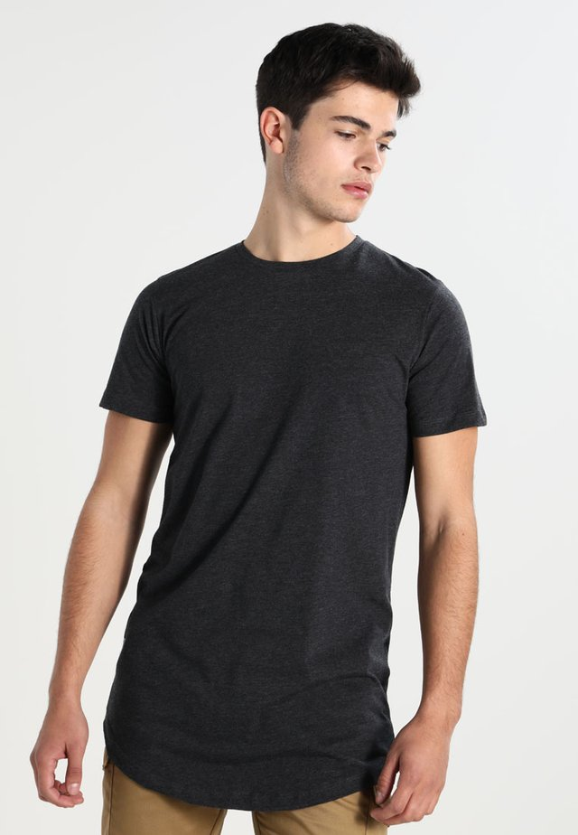 JAX - Basic T-shirt - black