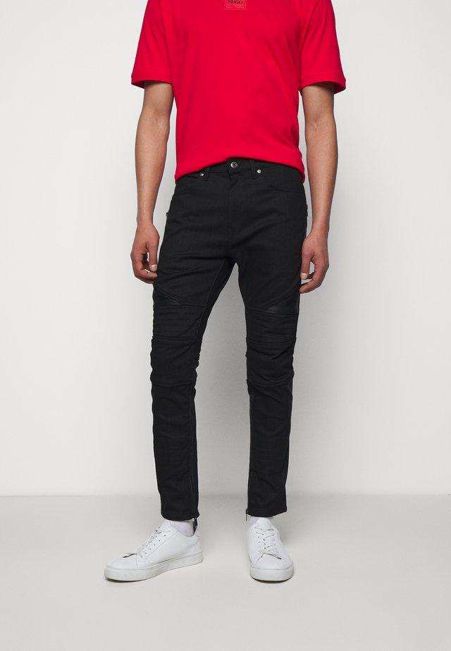 Džíny Slim Fit - black
