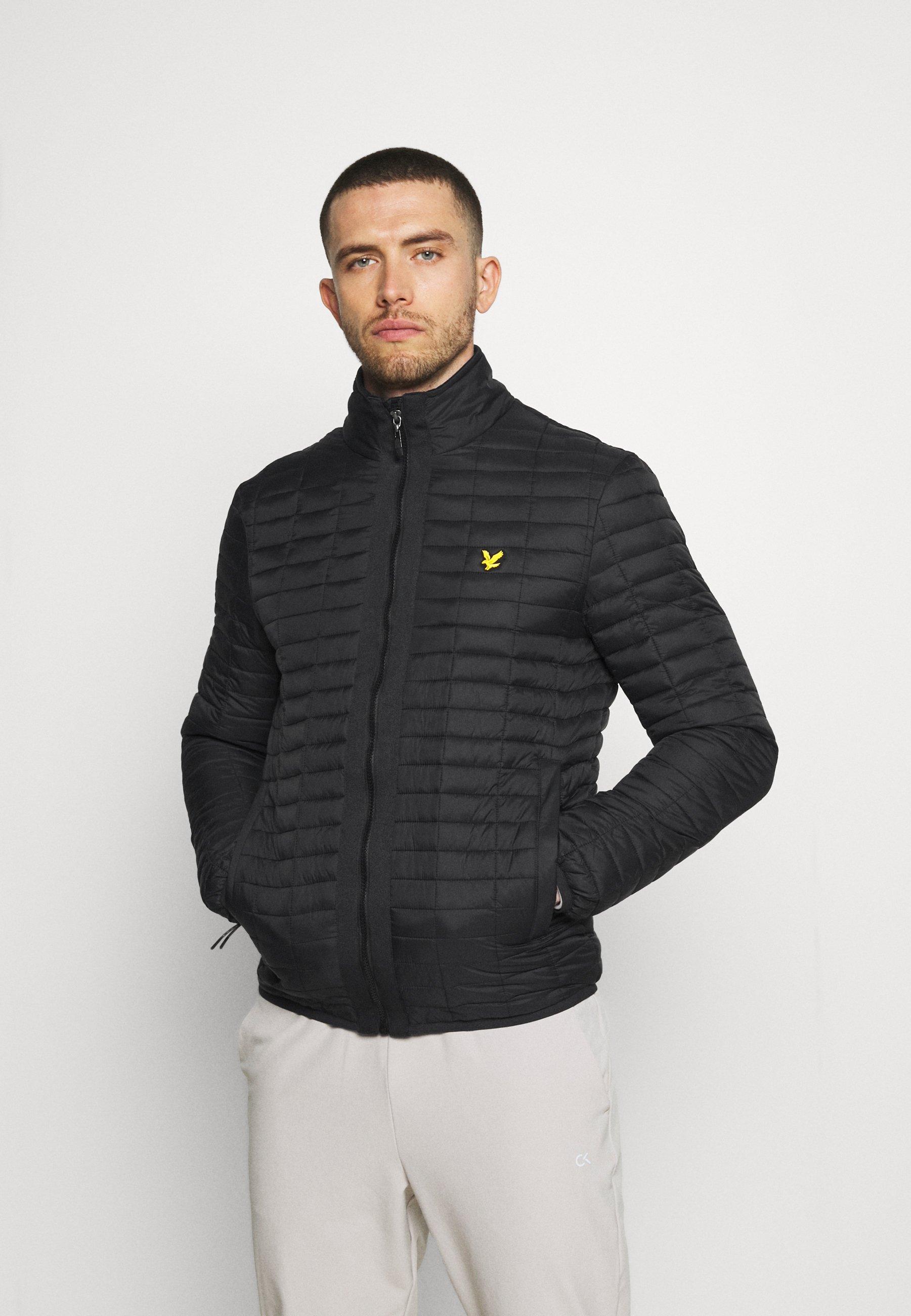 Men BLOCK JACKET - Training jacket