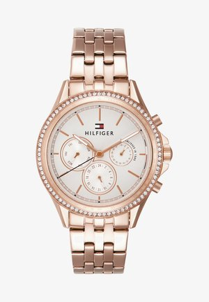 ARI - Chronograph watch - carnation goldcoloured