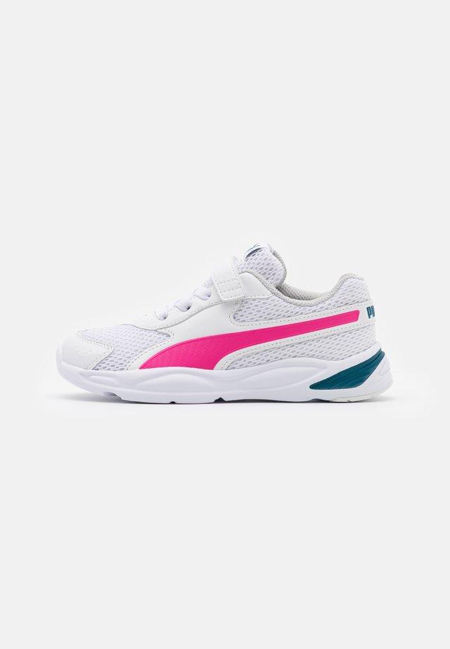 90S RUNNER AC UNISEX - Neutrala löparskor - white/pink/blue