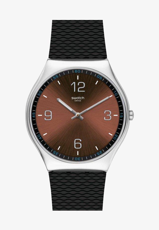 SKIN RISTRETTO UNISEX - Watch - black