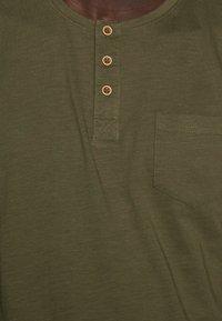 Tiffosi - BRIAN - T-shirt med print - green - 4