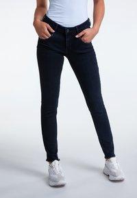 Oui - Slim fit jeans - blue - 0
