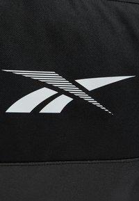 Reebok - GRIP - Sports bag - black - 7