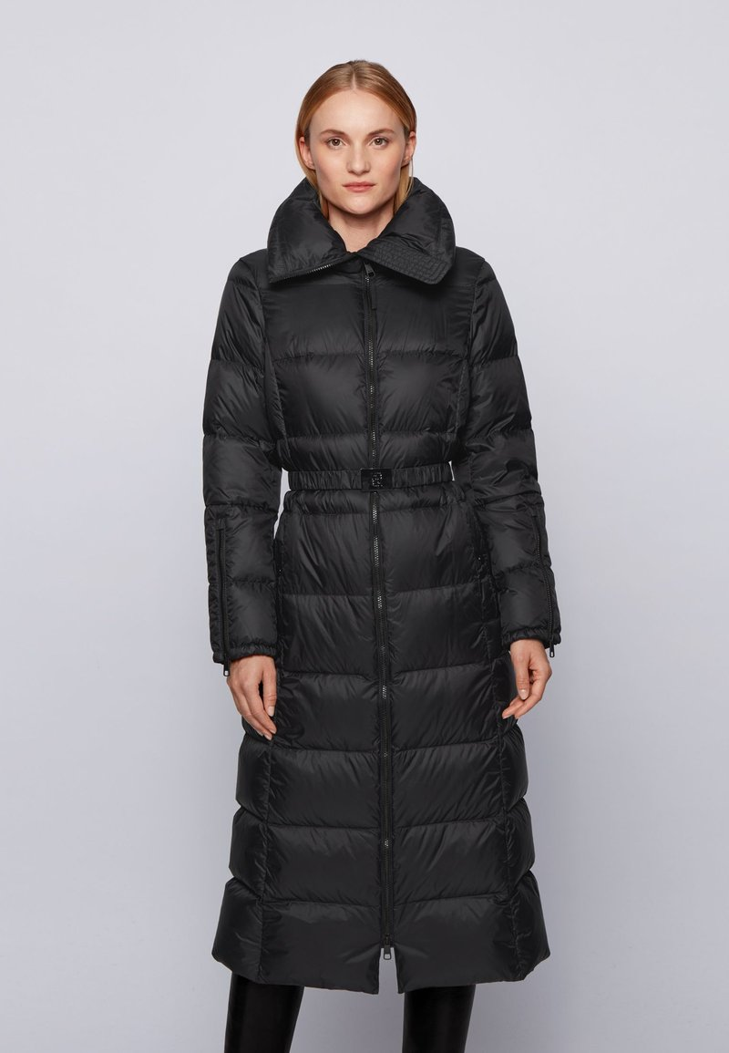 BOSS - Down coat - black
