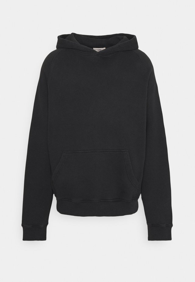 HEAVYWEIGHT HOODED RAGLAN - Sweat à capuche - fade out black