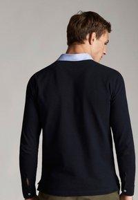 Massimo Dutti - Polo shirt - dark blue - 2