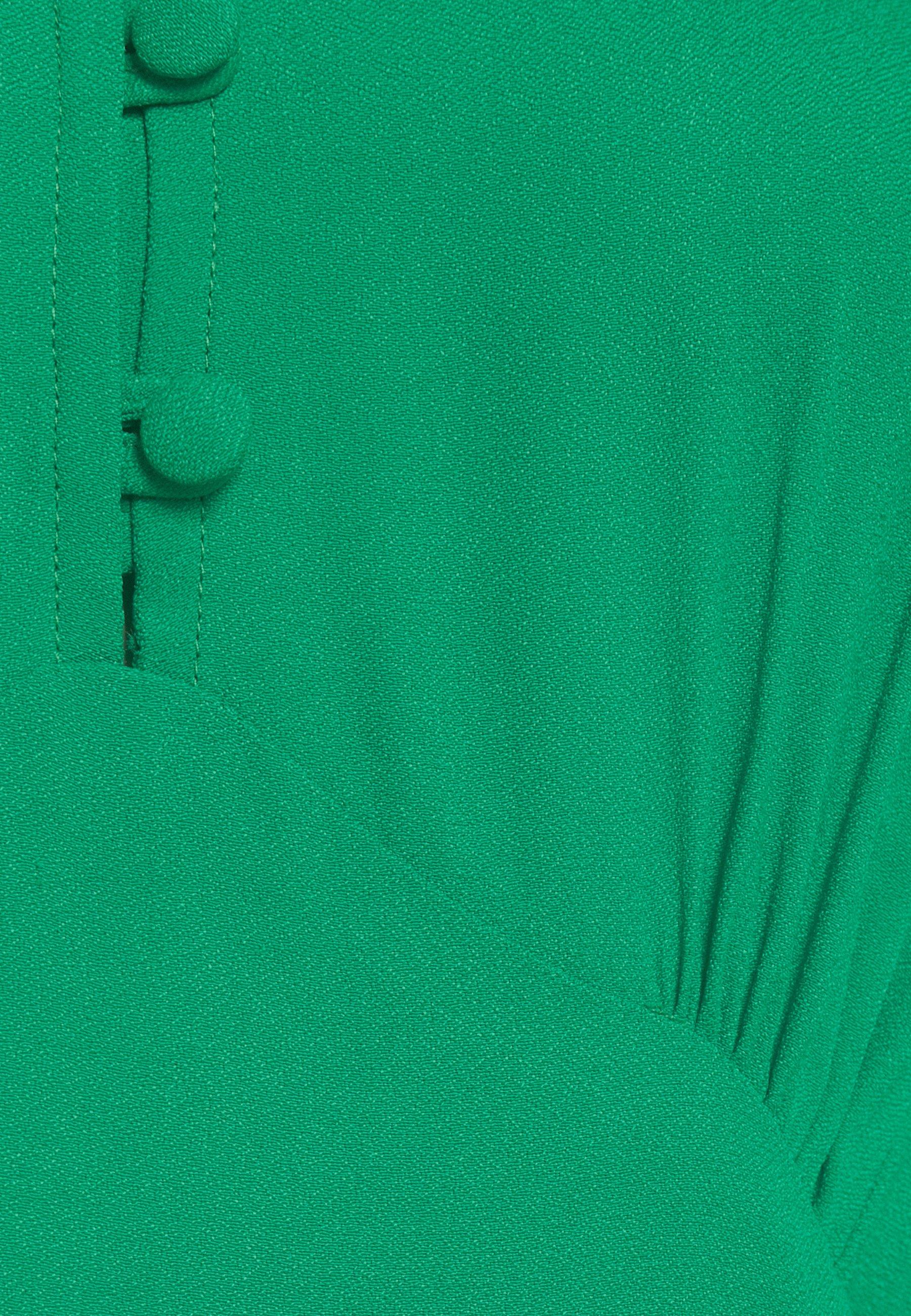 Ghost CLAUDETTE DRESS Freizeitkleid dark green/dunkelgrün