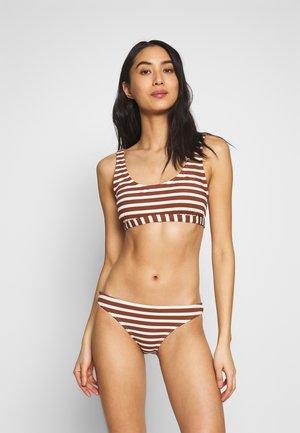 ISABELLA WOMEN LOW BOTTOM SET - Bikini - auburn red
