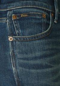 Polo Ralph Lauren - TOMP MR CRO - Jeans Skinny Fit - dark indigo - 2