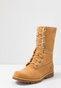 Timberland - 6 IN WP BOOT - Lace-up ankle boots - wheat - 6