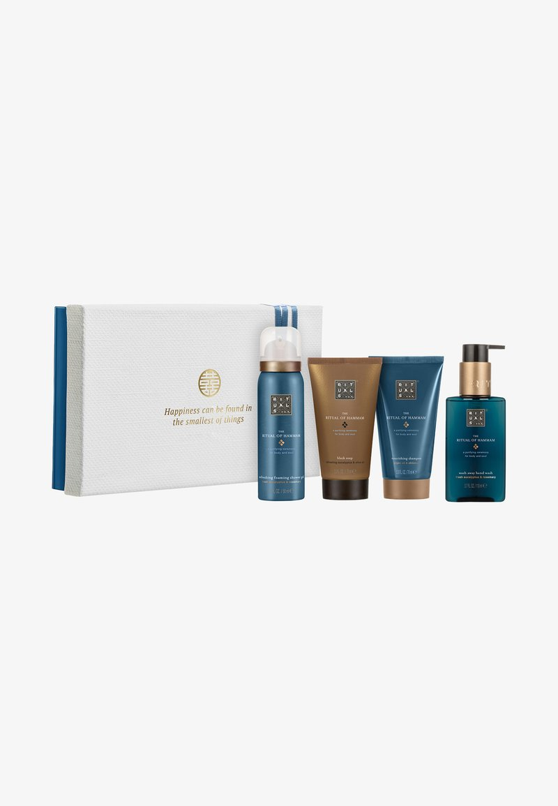 Rituals - THE RITUAL OF HAMMAM GIFT SET SMALL, PURIFYING TREAT - Bath and body set - -