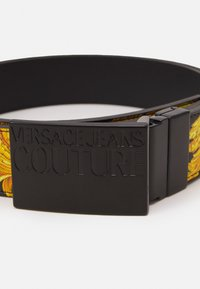 Versace Jeans Couture - Belt - black/gold - 5