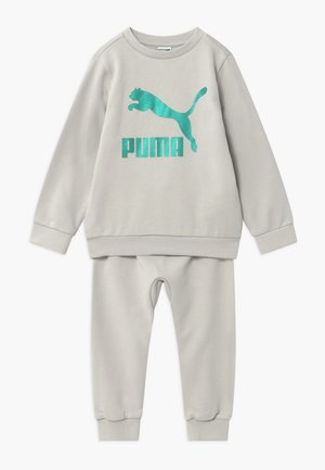 PUMA X ZALANDO BABY JOGG SET - Survêtement - gray violet