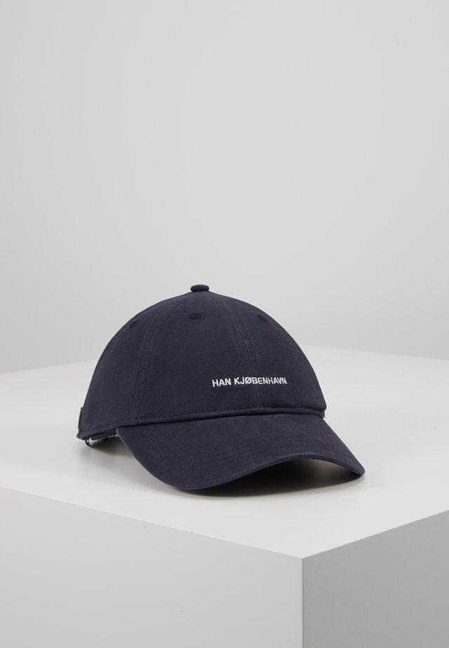 COTTON CAP - Keps - blue