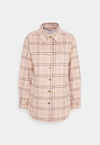 b.young - BYBECELO - Button-down blouse - cement mix - 0