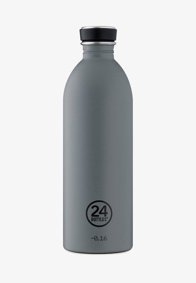 TRINKFLASCHE URBAN BOTTLE PASTEL STEEL - Other - stone formal grey