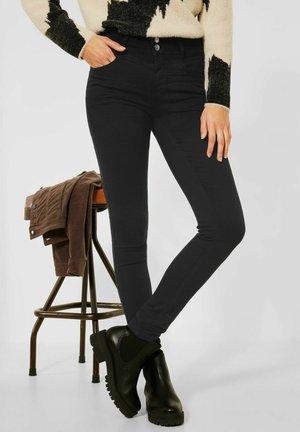 SLIM FIT - Slim fit jeans - schwarz