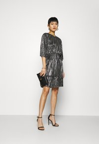 Modström - FIORE DRESS - Cocktail dress / Party dress - black - 1