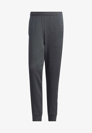 ESSENTIALS COLORBLOCK JOGGERS - Pantalones deportivos - grey
