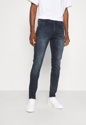 JACKSON - Jeans Skinny Fit - blue black