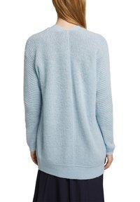 Esprit Collection - Cardigan - pastel blue - 4