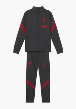 LIVERPOOL FC SET - Squadra - anthracite/gym red