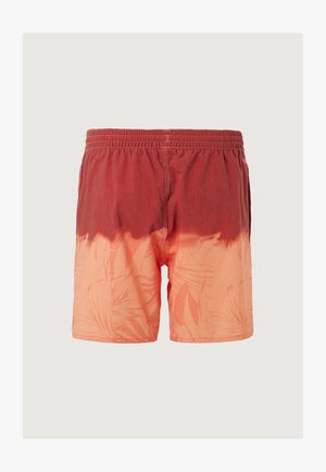 Swimming shorts - red/orange