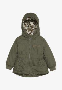 OVS - BABY PARKA JACKET - Winter jacket - dusty olive - 2