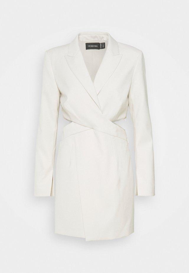THE BREAKEVEN DRESS - Korte jurk - stone