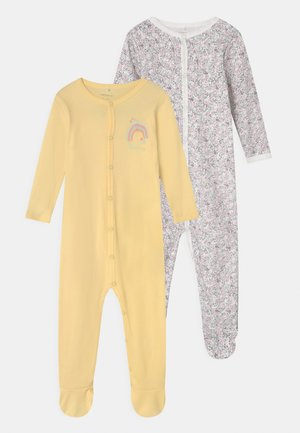 NBFFATANA 2 PACK - Sleep suit - multi-coloured