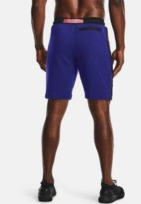 Under Armour - Sports shorts - regal - 2