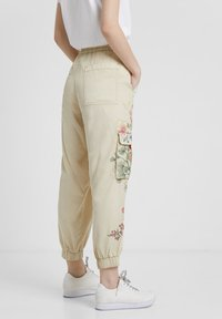 Desigual - PANT_DAVINIA - Tracksuit bottoms - brown - 2