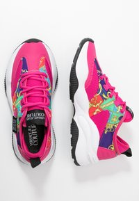 Versace Jeans Couture - CHUNKY SOLE - Trainers - multicolor - 3
