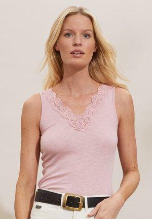 NINA - Top - pink mauve