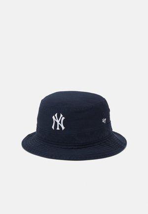 NEW YORK YANKEES BUCKET UNISEX - Hatt - navy