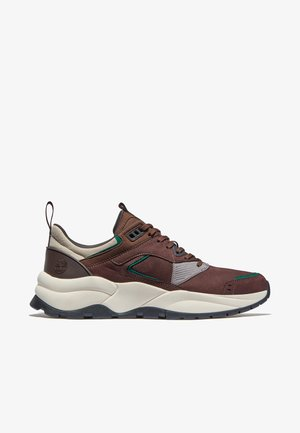 Trainers - soil