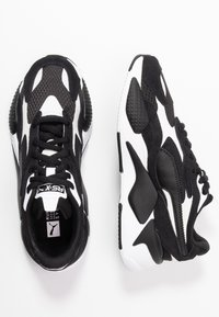 Puma - RS-X - Baskets basses - black/white - 1