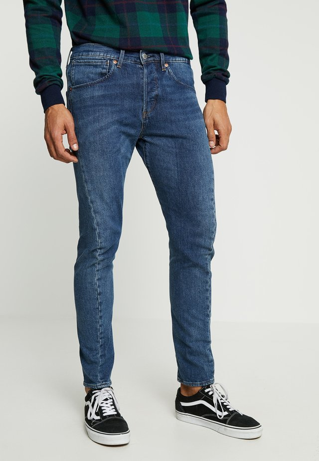 LEJ 512 SLIM TAPER - Jeans Slim Fit - pagan indigo denim