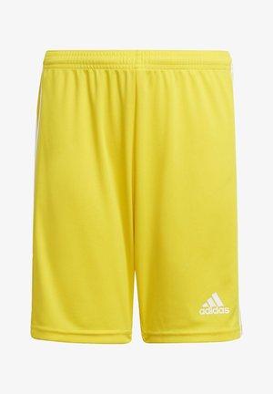 SQUADRA 21 SHORTS - Sports shorts - yellow