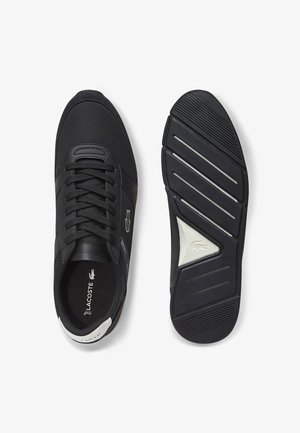 Sneakers - blk/off wht